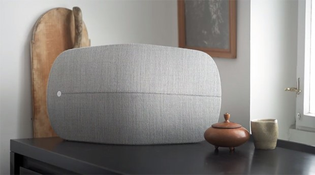 New Wireless speaker by Bang & Olufsen