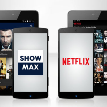 SHOWMAX vs NETFLIX vs iTunes vs Google play