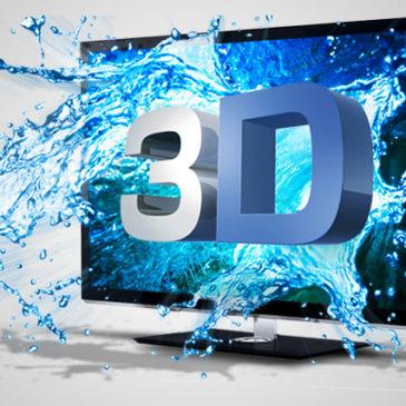 3D TV is dead.