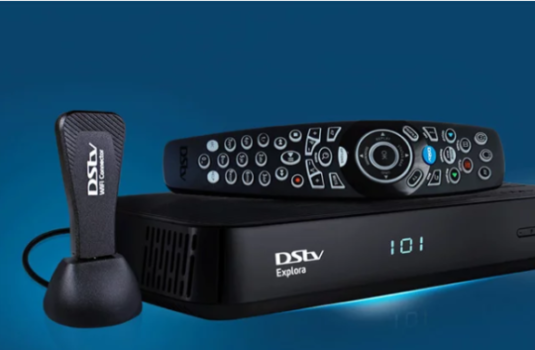 No DSTV Support due to strike.